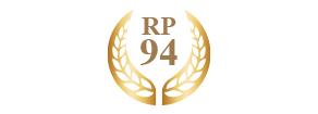 ロバート・パーカー94受賞