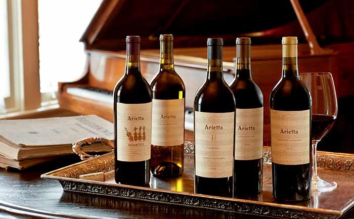 Arietta Wineのワイン