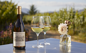 Barnett Vineyardsの白ワイン