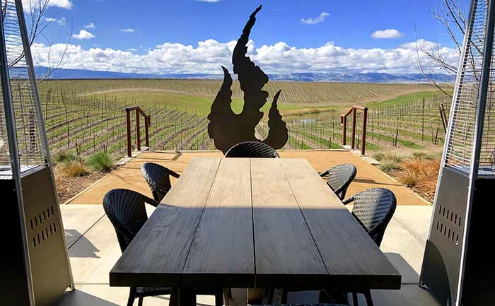 Matchbook Wine Companyの葡萄園
