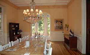 Spring Mountain Vineyardの邸宅