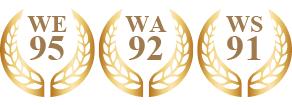 エンスージアスト95誌、アドヴォケイト誌92、スペクテイター誌91受賞